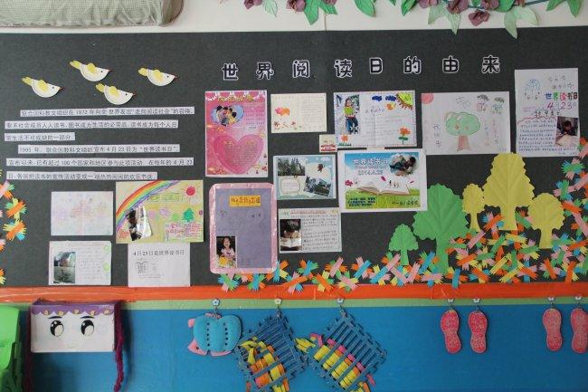 讀書使人明智,讀書使人進步,讀書可以為孩子打開一扇認識世界的窗口。在這個書香飄逸的四月,為了讓孩子們了解世界閱讀日,營造濃厚的讀書氛圍,養成良好的讀書習慣,4月23日,我園起開展了 以讓書香溢滿校園為主題的教育活動。 在老師和家長們的精心策劃、認真準備下,分別開展了大班圖書跳蚤市場、自制小書,中班好書鑒賞、自制小報等活動,孩子們還帶上了自己喜歡的圖書,與同伴互相交換,和爸爸媽媽認真閱讀,享受共同閱讀的樂趣,形成了濃濃的閱讀氛圍。 我的小畫報     自制小書     好書鑒賞